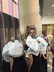 zeeuwse dansers ontmoeten kunst